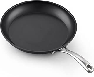 Cooks Standard 02577 12-Inch/30cm Nonstick Hard, Black Anodized Fry Saute Omelet Pan, 12-inch