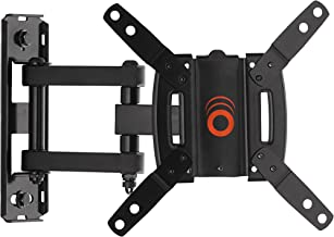 ECHOGEAR Full Motion Articulating TV Wall Mount Bracket for Most 15-39 inch TVs & Computer Monitors Featuring 10.5
