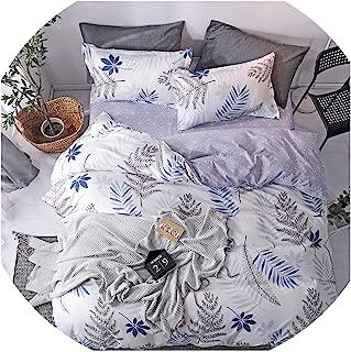 Clayton M Bracewell Bedding Set Luxury Pink Love 2/3/4Pcs Family Set Sheet Duvet Cover Pillowcase Boy Room Flat Sheet No Filler Bed Set,Za2,Queen Cover 180By220