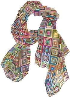 Scarfs for Women Chrysanthemum Flower Lightweight Fashion Long Shawl Wraps
