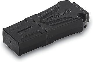 Verbatim ToughMax USB Stick 16 GB I USB 2.0 I extrem robuster USB Speicherstick I für Laptop Notebook Ultrabook TV Autoradio I USB 2.0 Stick I Datenstick mit hoher Beständigkeit I Schwarz