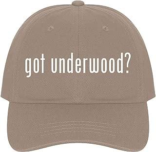 The Town Butler got Underwood? - A Nice Comfortable Adjustable Dad Hat Cap