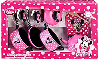 ディズニーStore MinnieマウスKitchen PlayセットポットN鍋料理セットキッチン