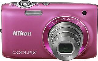 NikonデジタルカメラCOOLPIX S3100 フレッシュピンク S3100PK