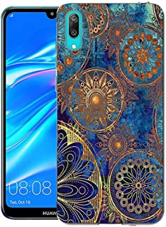 Huawei Y7 Pro 2019 / Huawei Y7 Prime 2019 Case, CaseExpert Pattern Soft Slim Gel Silicone TPU Back Cover Case for Huawei Y...