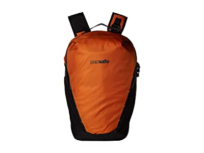 Pacsafe Venturesafe X18 Anti-Theft 18L Backpack (Burnt Orange) Backpack Bags