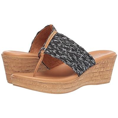 Italian Shoemakers Angeles (Black Multi) Women
