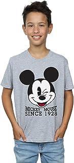 Disney niños Mickey Mouse Since 1928 Camiseta