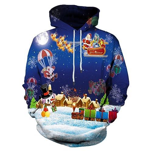 Christmas Hoodies.Christmas Hoodies Amazon Com