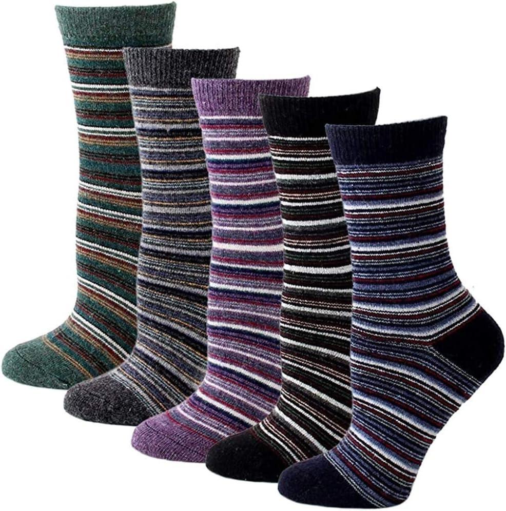 RENFEIYUAN SALENEW very popular! 5 Finally popular brand Pairs Ladies Socks C Warm Winter Cotton Thick