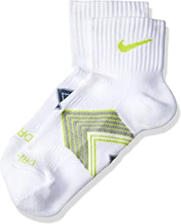 One-Quarter Socks Running Dri Fit Cushioned Calcetines, Unisex