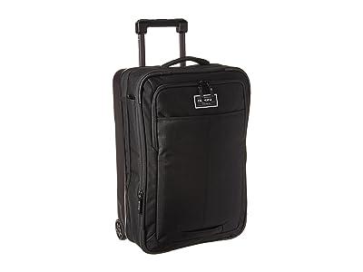 Dakine Status Roller 42L+ (Black) Pullman Luggage