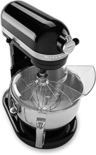 KitchenAid Professional 600 Series KP26M1XBK Bowl-Lift Stand Mixer, 6-Quart, Imperial Black