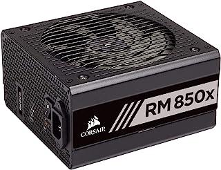 Corsair CP-9020180-AU RM850x 80 Plus Gold, 850 Watts, Fully Modular ATX Power Supply,black