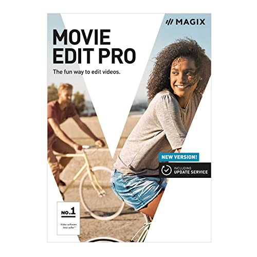 macbook video editing softwares MAGIX Movie Edit Pro 2018 – The program that makes video editing fun. [Download]