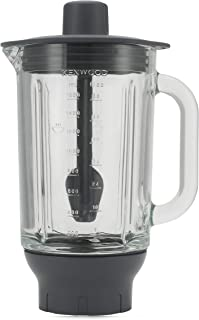 Kenwood KAH359GL Bol Blender Verre 1,8L, Gris, Transparent