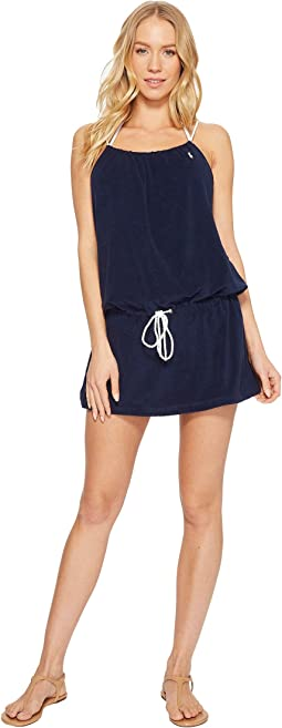 Iconic Terry Rope Dress Cover-Up
