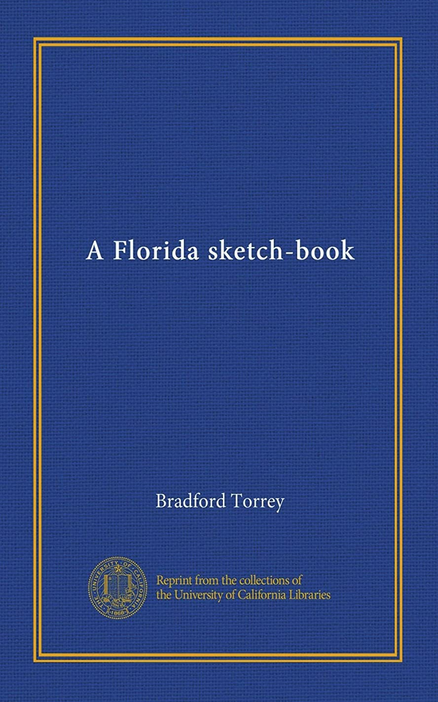 率直なネットスナックA Florida sketch-book