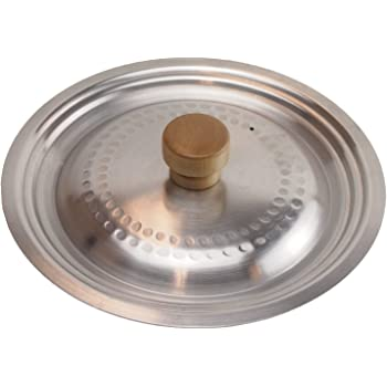 パール金属 アルミ行平鍋蓋(18・20・21cm兼用) H-158418 20 21cm 用