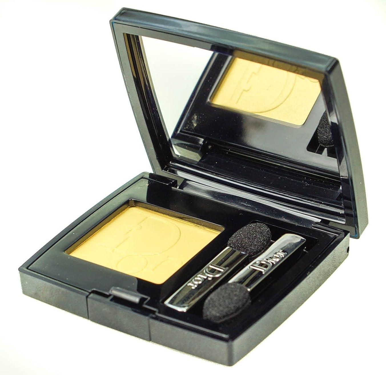 フレームワークによってジョイントクリスチャンディオール Diorshow Mono Wet & Dry Backstage Eyeshadow - # 547 Yellow 2.2g/0.07oz