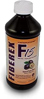 Fiberex Liquid 16oz (Prune Flavor)