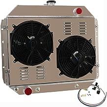 4 core radiator ford