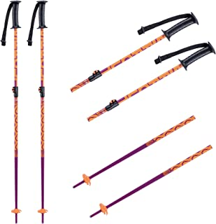LEKI Hi Yoyo Ski Poles