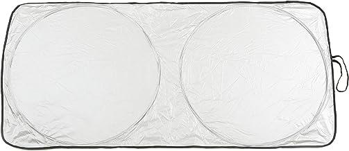 Sumex Silver Sun Parasol Delantero Plegable, XL