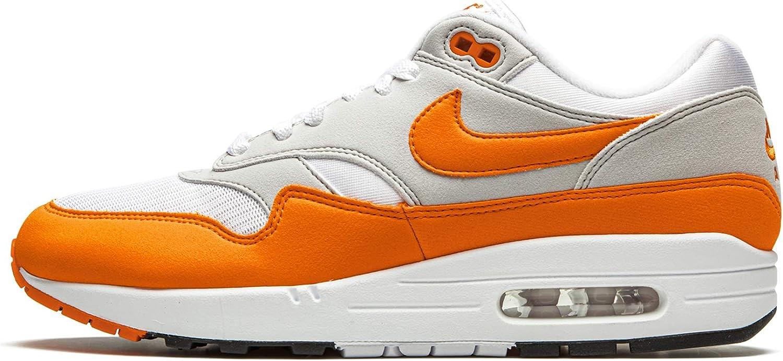 Amazon.com | Nike Air Max 1 Anniversary Magma Orange Mens Dc1454 ...