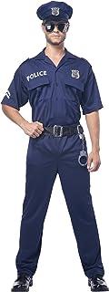 California Costumes Men's Police Costume