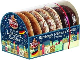 Wicklein Fine Oblaten Burggraf Lebkuchen Assortment