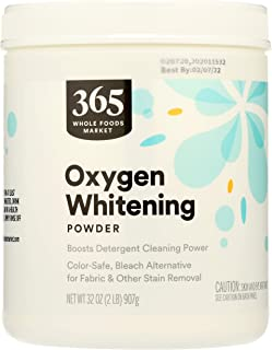 365 by Whole Foods Market, Oxygen Whitening Powder, 32 Ounce