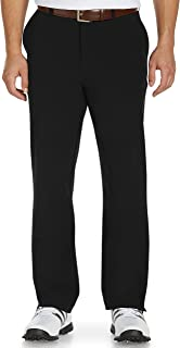 Sponsored Ad - Cutter & Buck Men's Big & Tall Bainbridge Flat Front Unhemmed Pant