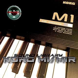 KORG M1/M1R - Large Original Factory & NEW Created S