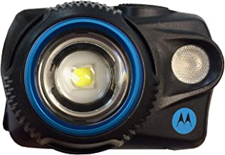 Motorola Hoofdlamp met bewegingsdetectie, blauw