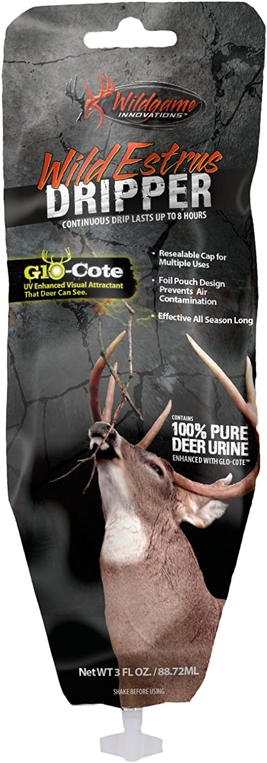 Wildgame Innovations 00398 Wild Estrus Doe Dripper