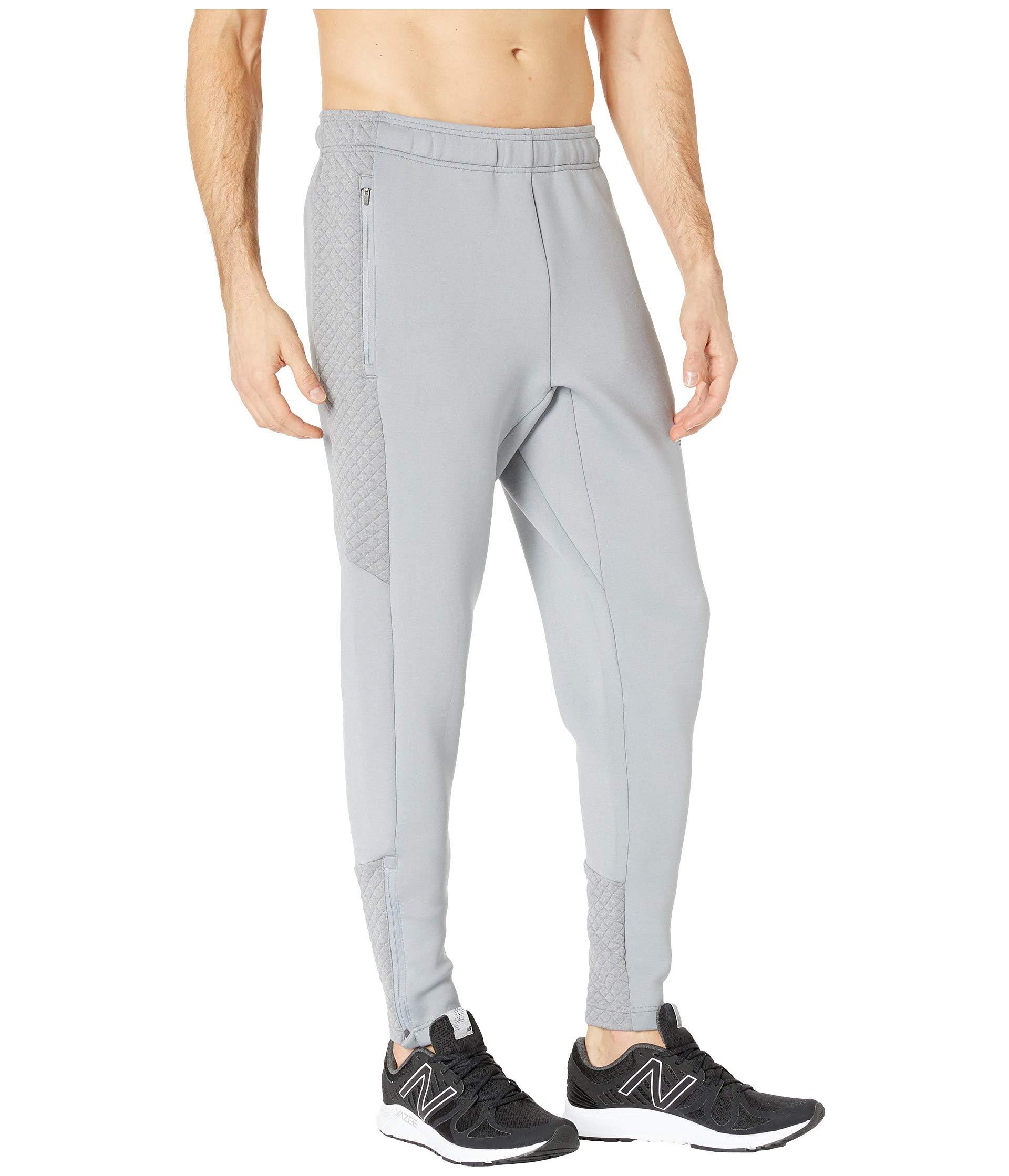 Nb Balance Grey Athletic Loft New Pants Heat g547wq