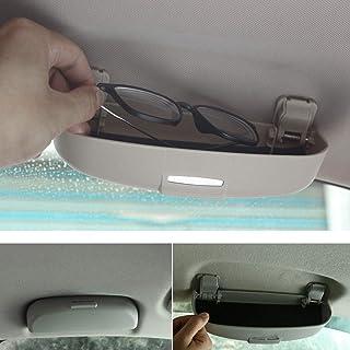 Alamor Car Front Sun Glasses Case Box Holder Plastic Storage Box für Mitsubishi ASX Outlander Sport 2013 18