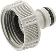 """GARDENA 18202-20A kraanaansluiting 33,3 mm (G 1""""): Aansluiting voor waterkranen met schroefdraad, waterdichte verbinding, ..."""