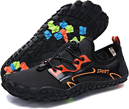 Centipede Demon Mens Quick Dry Aqua Water Shoes Barefoot Beach Swim Surf Shoes