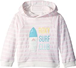 Roxy Kids - Easy To Begin Hoodie (Toddler/Little Kids/Big Kids)