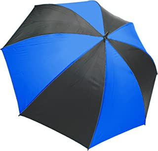 ProActive Sports Ultra-Lite Umbrella, Black/Blue, 62-Inch