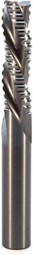 wholesale Whiteside Router Bits RD4125H Roughing Spiral Bit with Down outlet sale Cut Solid Carbide and 3/8-Inch wholesale Cutting Diameter online sale