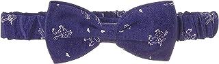 Lolita Headband with Unicorn Print - Navy
