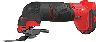 CRAFTSMAN V20 Oscillating Tool Cordless, Tool Only (CMCE500B)