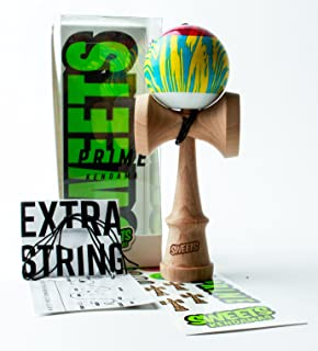 Sweets Kendamas - Prime Grain Split 2.0 - CMYK