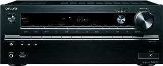 Onkyo TX-NR747 175-Watt 7.2-Channel Network A/V Receiver with Wi-Fi & Bluetooth (Black)