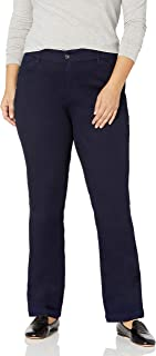 Lee womens Plus Size Motion Series Total Freedom Pant Pants
