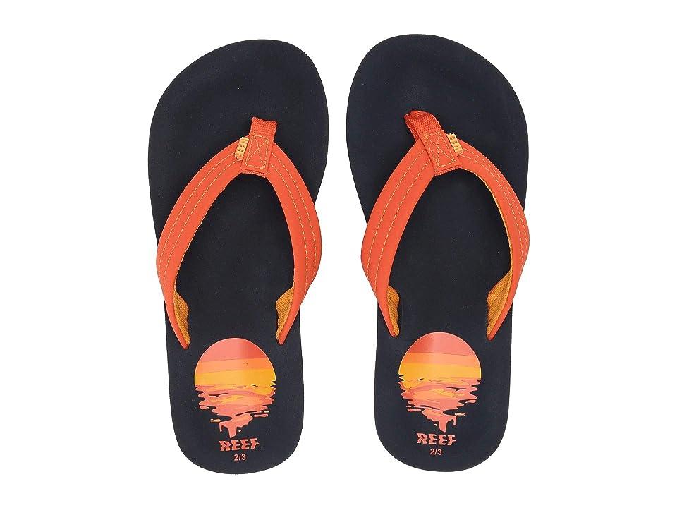 Reef Kids Ahi (Little Kid/Big Kid) (Sunset) Boys Shoes
