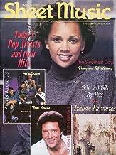 Sheet Music Magazine (March/April 1995) ~ Tom Jones Hits ~ Vanessa Williams